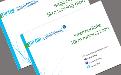 5k and 10k running plans – get yours now