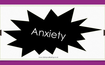 Mental Health Awareness Week – Anxiety